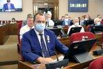 Весенне-летняя сессия Думы Ставрополья завершена
