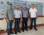 Игорь Николаев поздравил с юбилеем Ефима Кочелова